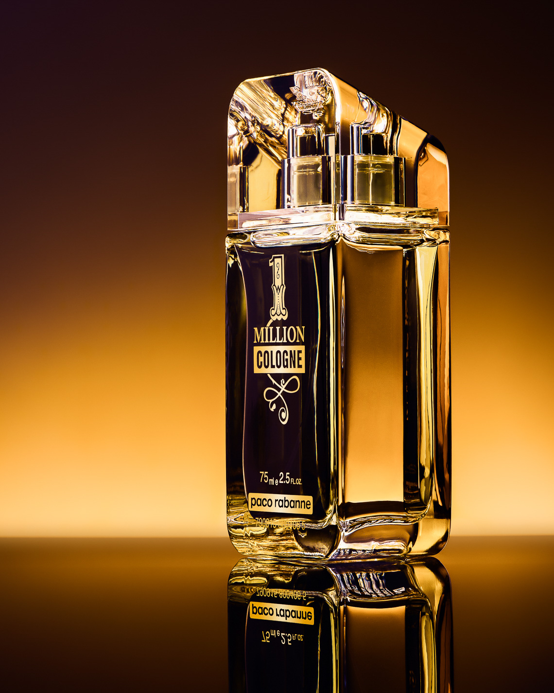 Fragrance 1 Million Cologne - Christophe Benard Photography - Edmonton Commercial Photographer, Edmonton Commercial Photography, Edmonton Product Photographer, Edmonton Product Photography, Still Life Photographer in Canada, Product Photographer in Canada